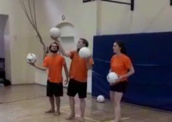 Fussball ohne Fuss
